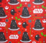 Star Wars Christmas 'Merry Sithmas' wrapping paper